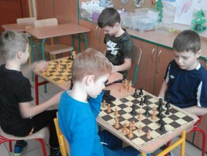 Mistrzostwa Szkoły Podstawowej nr 16 im. Fryderyka Chopina w Lublinie w Szachach