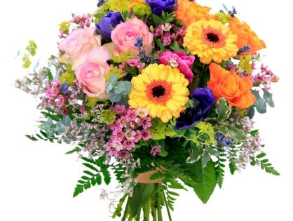 Życzenia z okazji Dnia Matki od Jolanty Gandeckiej - kierownika świetlicy oraz zespołu nauczycieli świetlicy